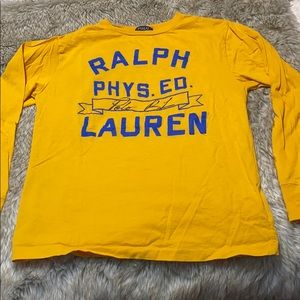 Polo Ralph Lauren long sleeve tee!
